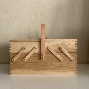 倉敷意匠の裁縫箱
